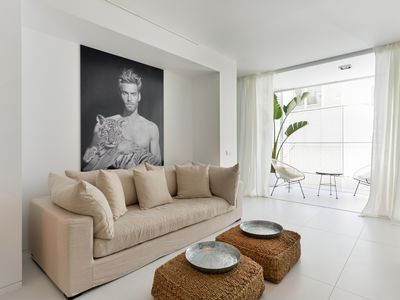Photo for design apartment for 4 people at the best location. In front of PACHA & Lío.