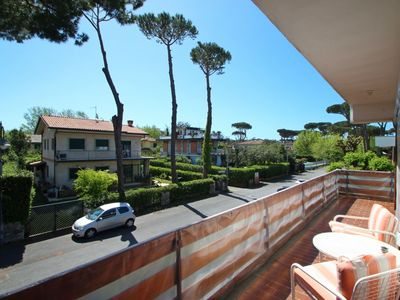 Photo for Flat at 750m from Sea, 6 People, Versilia, Lido di Camaiore