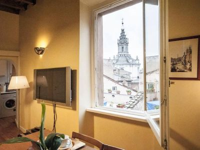 Photo for Exclusive Penthouse at the Pantheon free wi-fi last minute offer