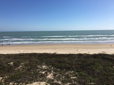 Photo for 2 Bedroom Condo Overlooking the Gulf of Mexico and the Schlitterbahn Water Park