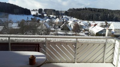 Photo for Apartment Rosi's Sonnenbichl in the beautiful Lower Allgäu with stunning views