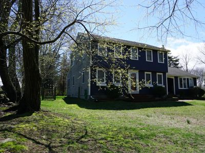 Photo for Beautiful Colonial on scenic 2 acres close to Newport and Narragansett
