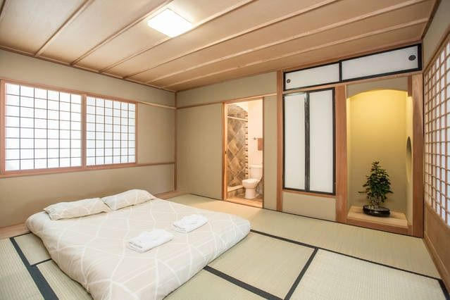 Once in a lifetime opportunity to stay in a cute private house with tatami room!