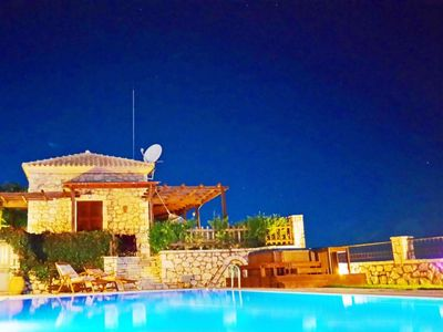 Photo for Vacation home Lefkada Villa in Lefkada - 4 persons, 2 bedrooms