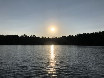 Photo for Cute Northwoods Cabin on the Minocqua Chain