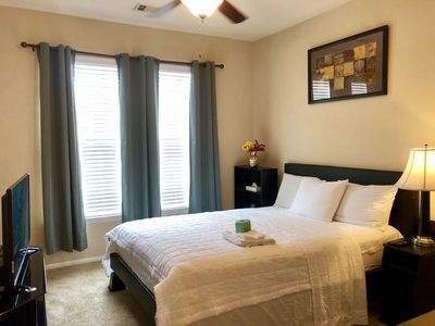 Photo for LUXURY AND CLEAN ENTIRE PLACE NEAR IAD AIRPORT