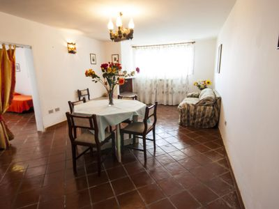 Photo for Morgan  apartment in Torre San Giovanni with private parking & balcony.