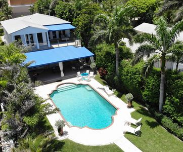 Photo for Spectacular Waterfront House, Private Beach, Amazing Views, Private Pool & Dock.