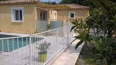 Photo for 3BR Villa Vacation Rental in Anduze, Occitanie