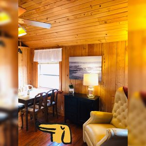 Photo for 1BR Cabin Vacation Rental in Many, Louisiana