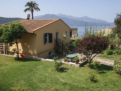Photo for Small Villa on the sea with garden for the perfect holiday