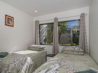 We thoroughly enjoyed our stay , the apartments were ideal for what we wanted