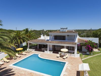 Photo for Villa EL-Gharb 4 bedrooms and private pool, Albufeira, Algarve, Portugal