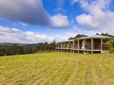 Photo for BLACKWOOD FARM - STUNNING RURAL LOCATION - APOLLO BAY