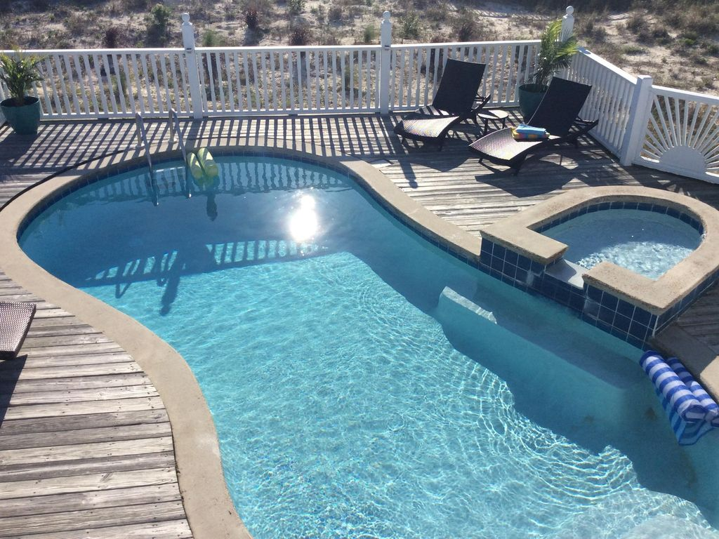 771a99d1ce09 Great Views  Steps To Beach  Private Pool  Two Master Bedrooms  Dog Friendly