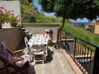 Photo for Holiday Home 120 meters from the sea in Calabria Italy