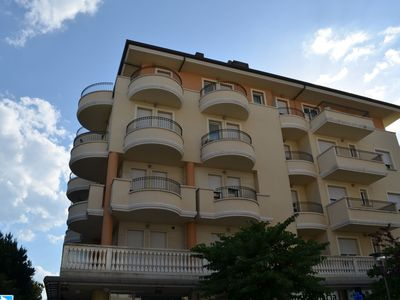 Photo for Residence located in the tourist centre of Riccione, a few steps from the sea.