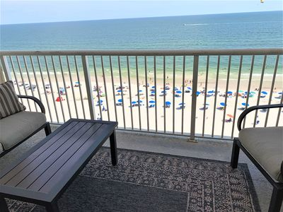 Exceptionally Clean/ beach front/ updated