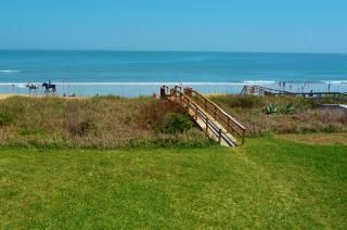 Photo for Vilano's Edge, Oceanfront, 2nd floor - 10 minutes to St Augustine!!