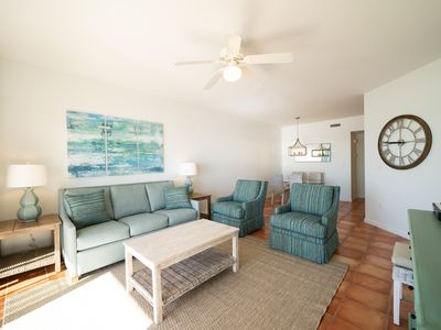 Photo for Fantastic FALL Rates!BOOK NOW*2nd floor*3BR/2BA REMODELED* The Palms unit 202