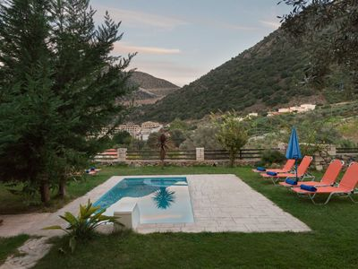 Photo for House in Rethimno with Internet, Pool, Air conditioning, Parking (63439)