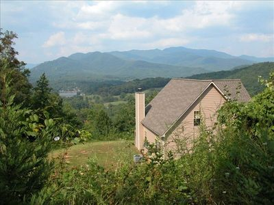 Photo for 5-Stars! Romantic Luxury Cottage on 3.5 Acres W/ Beautiful Views!