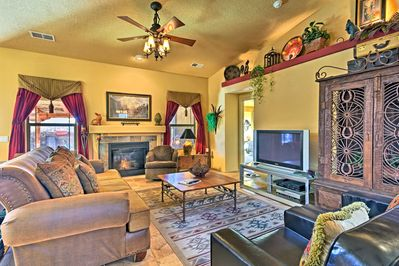 Boasting 3 bedrooms and 2.5 bathrooms this home accommodates 8 guests.