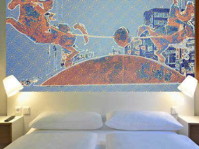 Photo for Twin Room No. 2 - B & B Hotel Magdeburg