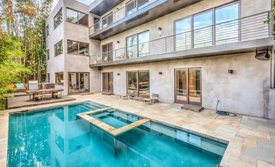 Photo for Architectural Dream Home in the Hollywood Hills With Pool and Hot Tub!