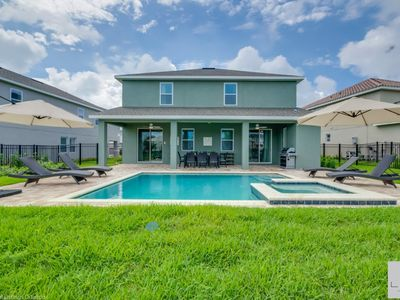 Photo for ACO Premium - 8 Bd with Pool, Spa, Grill and Game Room (1826)