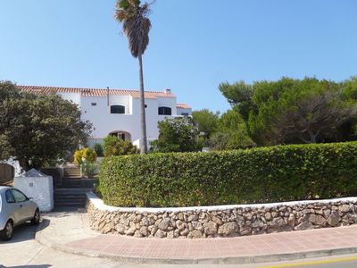 Photo for 3 Bed House with Sea view 3 minute walk to the beach and restaurants
