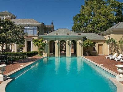 Photo for Downtown Historic Mansion: Pool, Park, Ponds and much more!