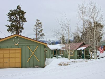 Photo for **Pet Friendly Cabin**, Convenient location between Shadow Mountain Lake and Lake Granby
