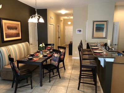 Photo for Ideal family home to enjoy Orlando and Disney area minutes away from theme parks