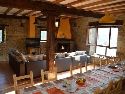Photo for Self catering Etxegibel for 14 people