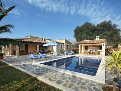 Photo for Stone Built Accommodation with Private Pool and Garden