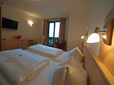 Photo for Comfort Double Room 1/9/19/20 - Lipeter + Bergheimat, Hotel