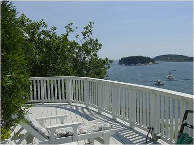 Photo for Spectacular views of the open ocean and harbor.