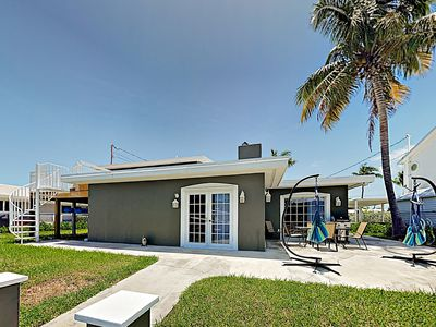 Photo for New Listing! Canal-Front Retreat w/ Dock & Kayaks