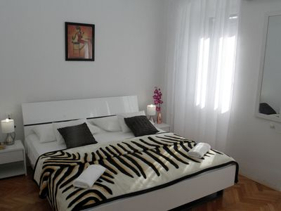 Photo for Room Miletic in Split center with king size bed