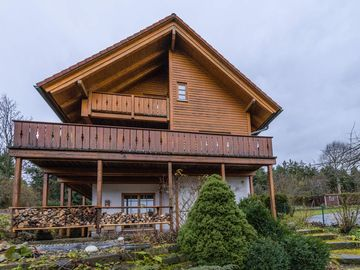 Whirlpool Bad Griesbach : Wooden house oberbrändi relaxation on 160m ² with sauna