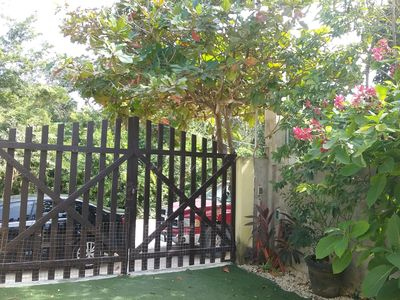 Photo for 1 bedroom apt 5 min from tulum city center. Quite and safe area, Wi-Fi , A.C.