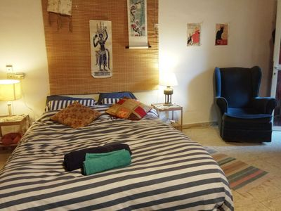 Photo for quiet 5 rooms apt  mevaseret zion  for  42 days start 1 september
