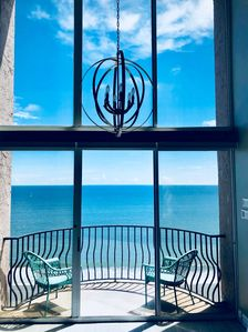 A Luxury 4BR/4BA, Two- Story Penthouse! Direct Oceanfront w/ Unbeatable Views!