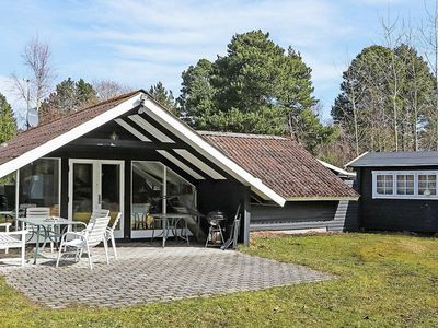 Photo for Modern Holiday Home in Lolland with Terrace