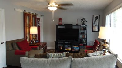 Photo for Cozy Atlanta Bungalow. Minutes to EVERYTHING!!!