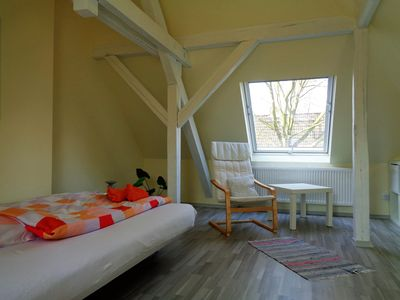 Photo for Duisburg - maisonette apartment in a 2 family house