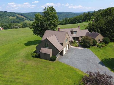 Photo for Spacious 4BR Home, Sweeping Quechee Views