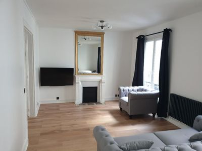 Photo for A fully renovated flat in the heart of Notre Dame