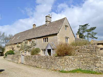 Photo for 4 bedroom accommodation in Lower Slaughter